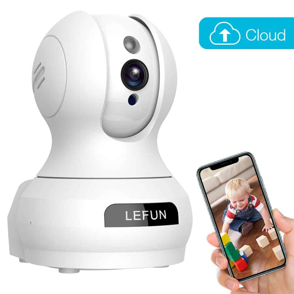 LeFun Wireless IP Security Camera WiFi Surveillance